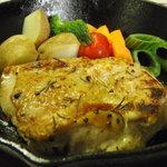 ブル・チェーロ - 北海道産チキンのハーブステーキ ¥1000