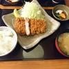 とん膳 - 料理写真:東総もち豚とろロースかつ膳1,780円