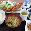 五志喜めんそーれ - 料理写真:海老フライ定食
