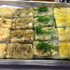 いづみや - 料理写真:2016.2  2回目  油揚げ・椎茸・菜の花・南瓜