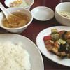 木蘭 - 料理写真:特選定食(900円)