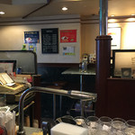 ケーツーカレーハウス - 店内風景