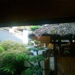 泉の里 - 窓からの眺め