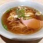 チヤツプ亭 - 柳麺(中華そば) 450円
