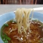 チヤツプ亭 - 柳麺(中華そば)