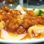 菜香 - 酢豚