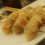 串鳥のワイン酒場 TANTO - 新生姜豚巻き