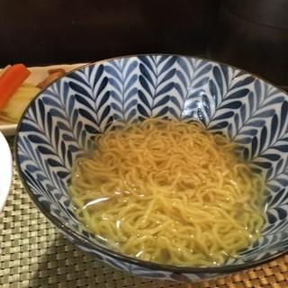 麺屋 波 - 料理写真:あつもり