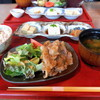マメゾウアンドカフェ - 料理写真:秘伝たれポーク膳¥950→¥997
