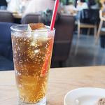 カフェ サカイ - ジンジャーエール(辛口)