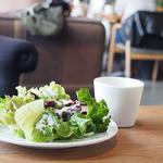 カフェ サカイ - ランチサラダ&スープ