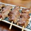 串焼 丸真 - 料理写真:2016.2 タン(1串140円)
