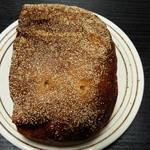 ロアール - コーングリッツの田舎パン(ハーフ225円)
