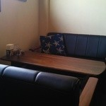 CAFE MOJAVE - ソファ席