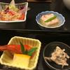 瑞穂 - 料理写真:カニサラダ  蟹のせ玉子豆腐 前菜