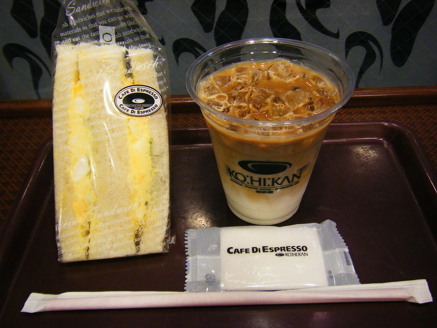 カフェ ディ エスプレッソ 成増店