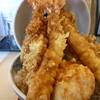 えびのや - 料理写真:天丼アップ