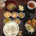甘味茶寮 ほとり - 日替わりランチ850円
