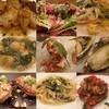 オステリア イルフィーコ - 料理写真:地元の食材とイタリアの食材、その時々の旬の食材で作り上げる料理