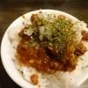 卍力 - 料理写真:スパイシー肉飯