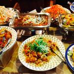 トゥアン - 2016/2/14の料理