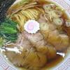 昭和歌謡ショー - 料理写真:中華そば(アップ)