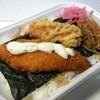 ほっかほっか亭 - 料理写真:のり弁当340円