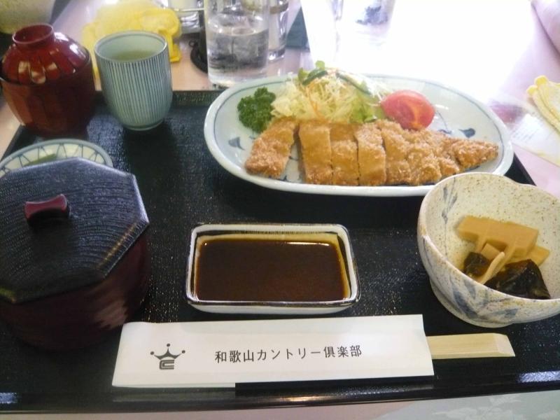 和歌山ゴルフ倶楽部 レストラン