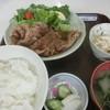 とみや - 料理写真:焼肉定食 920円
