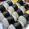 ひろ丸 - 料理写真:これで2人前おにぎり600円