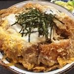 食創庵 - かつ丼