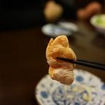みふね - 生姜醤油で