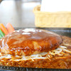 レストラン東郷 - 料理写真:ハンバーグ&デミグラスソース