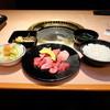 おおつか - 料理写真:カルビ&ロースランチ(税込み1242円)