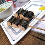とりきん - 納豆つくね_150円×2