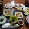 富士見荘 - 料理写真:夕食。18時一気出し。