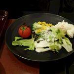 グルメバイキング オリンピア - サラダ