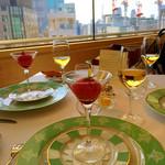レストラン タテル ヨシノ 銀座