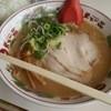 天下一品 - 料理写真:1602_天下一品安曇川_からあげ定食(こってり)@980円