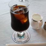 ナギサコーヒー店 - アイスコーヒー