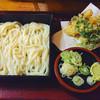うどん坊 - 料理写真:天ざるうどん