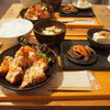 cafe caho - 料理写真:若鶏ムネ肉のチキンカツ850円♪