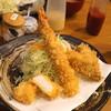 とん太 - 料理写真:かき入り 海の幸フレイ定食