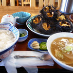 活魚ニューこのり - 殻ウニ丼
