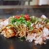 祇園たんと - 料理写真:ミックス焼きそば(1280円)
