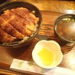 倅 B食 - カツ丼