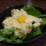 47556155 - ☆へしこのポテトサラダ(^_-)-☆☆