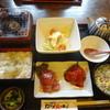 びびんや - 料理写真:カツオ炙り重