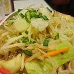 47568837 - 赤練味噌野菜880円