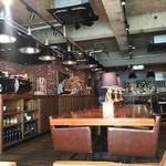 ザ カフェ - 店内